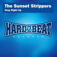 Cover The Sunset Strippers - Step Right Up