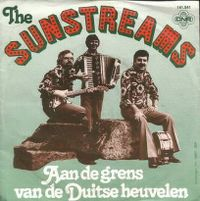 Cover The Sunstreams - Aan de grens van de Duitse heuvelen