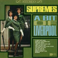 Cover The Supremes - A Bit Of Liverpool