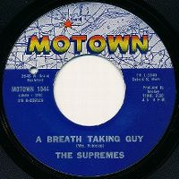 Cover The Supremes - A Breath Taking Guy