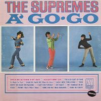 Cover The Supremes - A' Go-Go