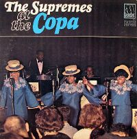 Cover The Supremes - At The Copa