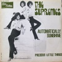 Cover The Supremes - Automatically Sunshine