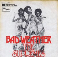 Cover The Supremes - Bad Weather
