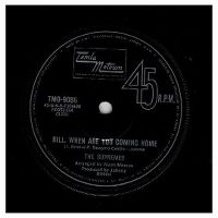 Cover The Supremes - Bill, When Are You Coming Back
