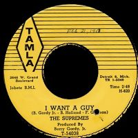 Cover The Supremes - I Want A Guy