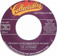 Cover The Supremes - I'm Gonna Let My Heart Do The Walking