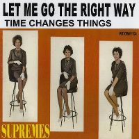 Cover The Supremes - Let Me Go The Right Way