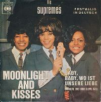 Cover The Supremes - Moonlight And Kisses