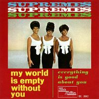 Cover The Supremes - My World Is Empty Without You