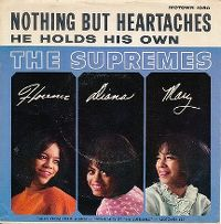 Cover The Supremes - Nothing But Heartaches