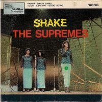 Cover The Supremes - Shake