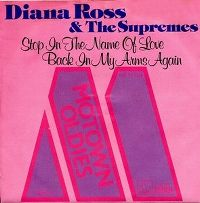 Cover The Supremes - Stop! In The Name Of Love