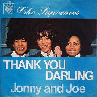 Cover The Supremes - Thank You Darling