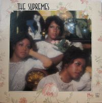 Cover The Supremes - The Supremes