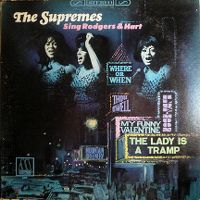 Cover The Supremes - The Supremes Sing Rodgers & Hart