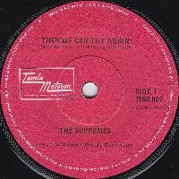 Cover The Supremes - Then We Can Try Again