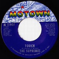 Cover The Supremes - Touch