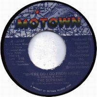 Cover The Supremes - Where Do I Go From Here