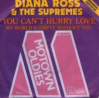 Cover The Supremes - You Can't Hurry Love