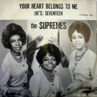 Cover The Supremes - Your Heart Belongs To Me