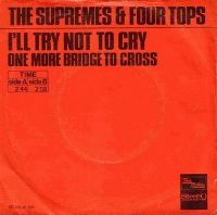 Cover The Supremes & The Four Tops - I'll Try Not To Cry