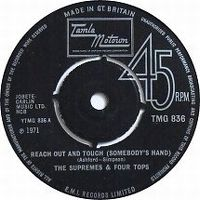 Cover The Supremes & The Four Tops - Reach Out And Touch (Somebody's Hand)