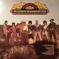 Cover The Supremes & The Four Tops - The Return Of The Magnificent Seven
