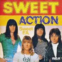 Cover The Sweet - Action