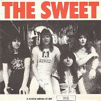 Cover The Sweet - Are You Coming To See Me