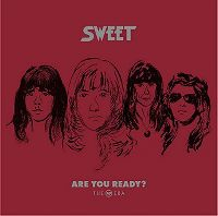 Cover The Sweet - Are You Ready? - The RCA Era