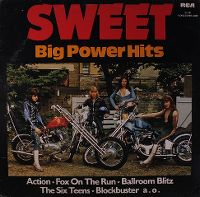Cover The Sweet - Big Power Hits