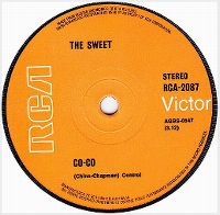 Cover The Sweet - Co-Co