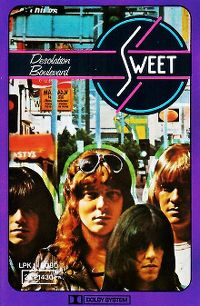 Cover The Sweet - Desolation Boulevard