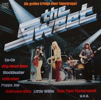 Cover The Sweet - Die großen Erfolge einer Supergruppe