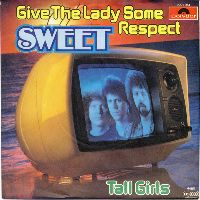 Cover The Sweet - Give The Lady Some Respect