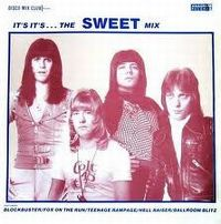 Cover The Sweet - It's It's... The Sweet Mix
