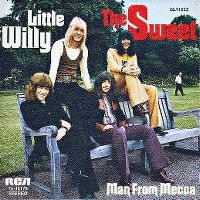 Cover The Sweet - Little Willy