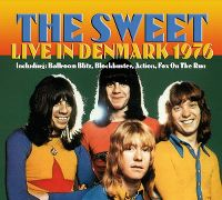 Cover The Sweet - Live In Denmark 1976
