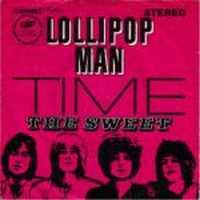 Cover The Sweet - Lollipop Man