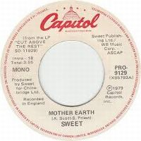 Cover The Sweet - Mother Earth