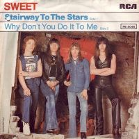 Cover The Sweet - Stairway To The Stars