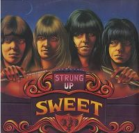 Cover The Sweet - Strung Up