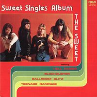 Cover The Sweet - Sweet Singles Album