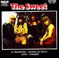 Cover The Sweet - The Ballroom Blitz
