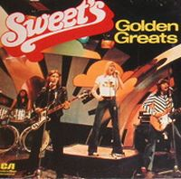 Cover The Sweet - The Golden Greats