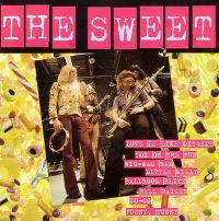 Cover The Sweet - The Sweet (Best Of)