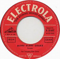 Cover The Swinging Blue Jeans - Hippy Hippy Shake
