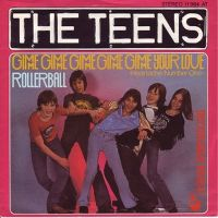 Cover The Teens - Gimme Gimme Gimme Gimme Gimme Your Love (Heartache Number One)