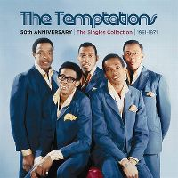 Cover The Temptations - 50th Anniversary - The Singles Collection 1961-1971